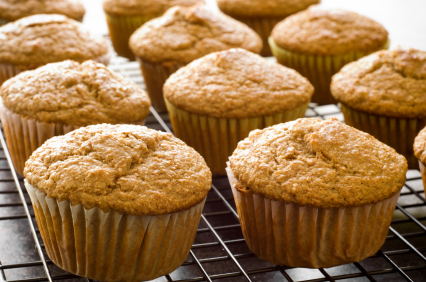 Wonderfully Fresh and HEALTHY Muffins