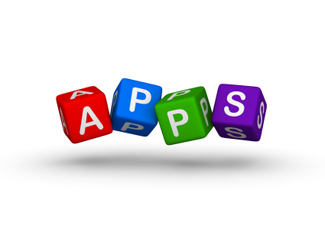 Here an app, There an app