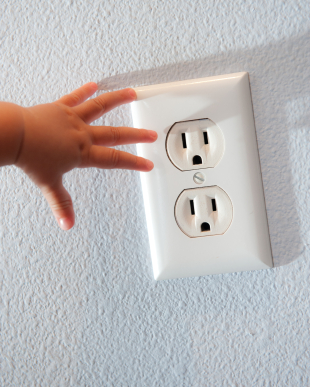 Childproofing is Important – Be Ready