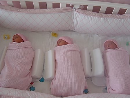 Grandparents of Identical Triplets – The first year