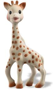 The Amazing Sophie la Girafe