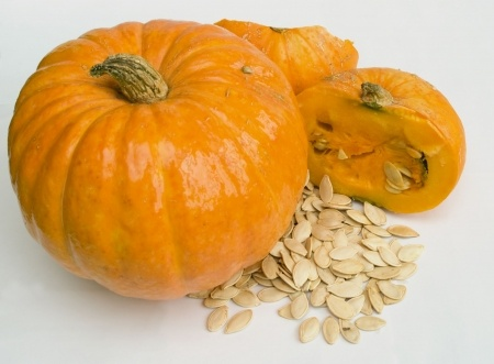 It's time to roast pumpkin seeds!