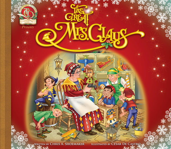 WIN This Book: The Great Mrs. Claus