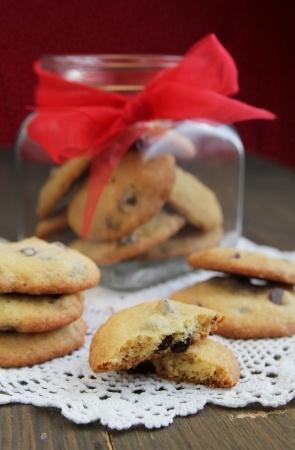 The Perfect Chocolate-Chunk Cookies*