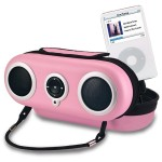 our top 10 summer essentials- pink iHome speaker #7