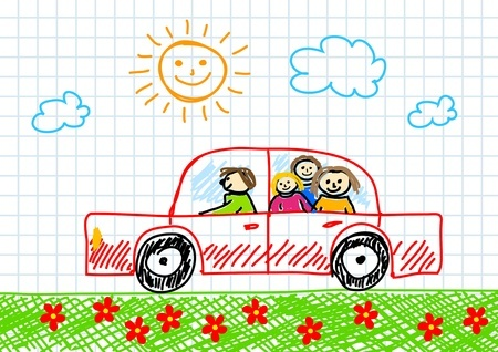 10 Hints for Successful Family Car Travel