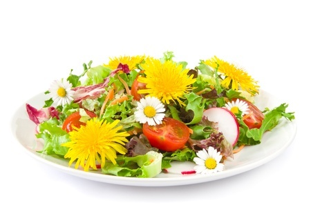Enjoy Edible Flowers*