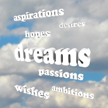 my dreams and aspiration in life Essays related to goals and aspirations 1 life aspirations my dreams for the future and plans to make my dreams a reality.