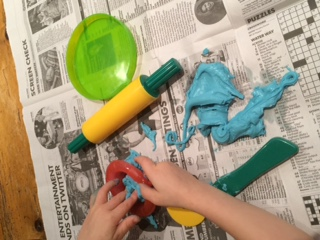 No Cook Play-Dough & Goop!