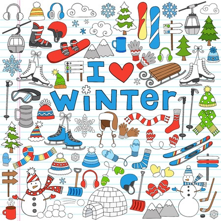 15 ACTIVITIES for WINTER DAYS *