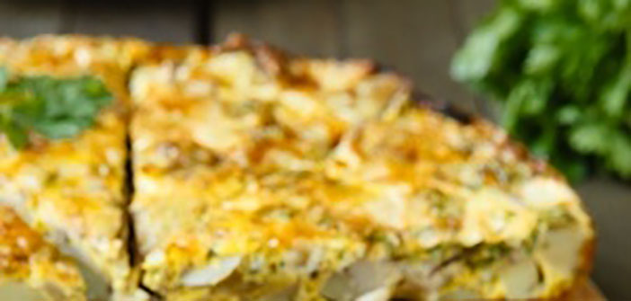 Frittata for Brunch or Lunch