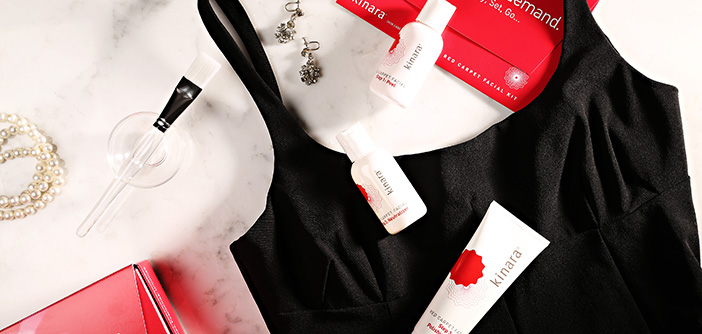 WIN THIS RED CARPET FACIAL KIT!