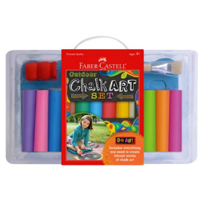 Our Expert ( SUmmer) Toy Picks Chalk Art Set