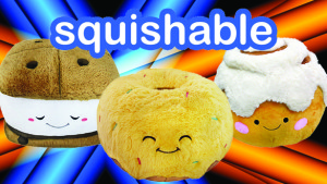 Our Expert ( SUmmer)  Toy Picks Squishables