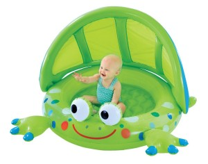 Our Expert (Summer) TOy Picks - baby shade pool