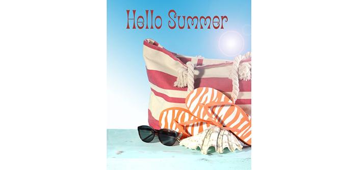 Top 10 Beach Bag Essentials for Summer 2015