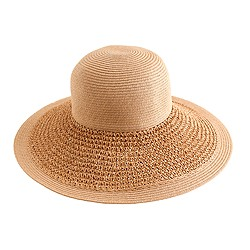 Top 10 Beach Bag Essentials for Summer 2015 (FLOPPY HAT)#10
