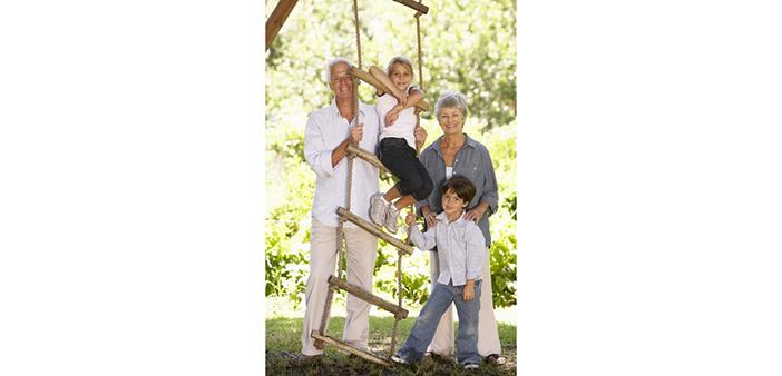10 Terrific Grandparent-Grandchild Activities
