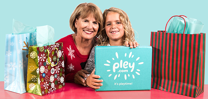 10 Great Reasons to Give the Gift of: Pley
