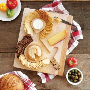 6 Great Holiday Sites (#1 cheese plate)
