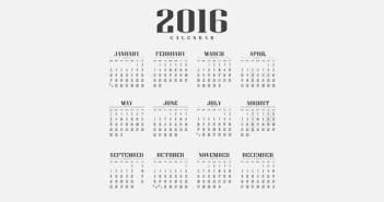 Fun Holiday Dates to Remember