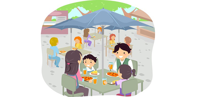 Restaurants & Kids — Great Tips for Enjoyment