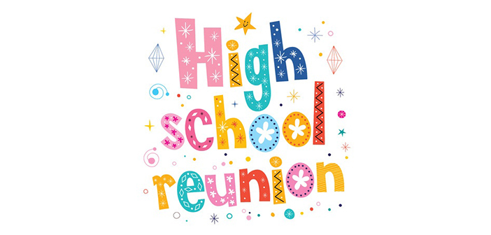 50 Reasons…Go To Your 50th High School Reunion