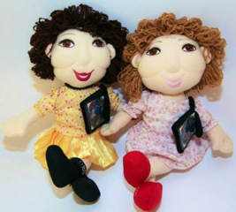 Win a Grandma doll #2