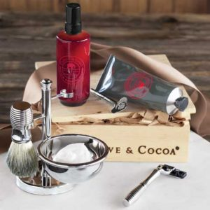 7 Great Ideas for That Special Guy ( Fathers day 2016) #3 SHAVING KIT