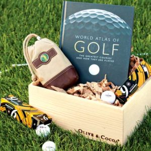 7 Great Ideas for That Special Guy ( Fathers day 2016) #6 ATLAS OF GOLF