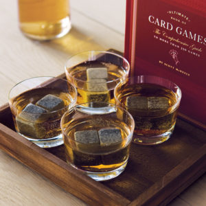 7 Great Ideas for That Special Guy ( Fathers day 2016)#2 WHISKEY AND CARDS