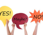 """The Art of Saying """"NO"""""""