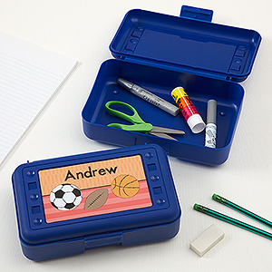 Personalized Gifts Just for Kids #1 pencil box