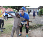 Giving back  In Honor of a Love Lost In Haiti