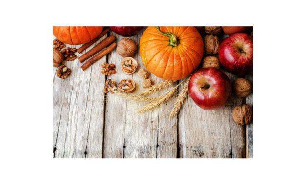 The Taste of Fall
