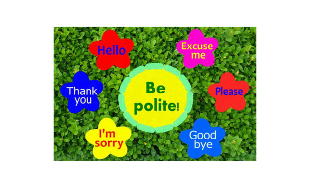 Why Manners Matter!