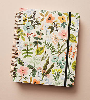 Penned Posies Planner
