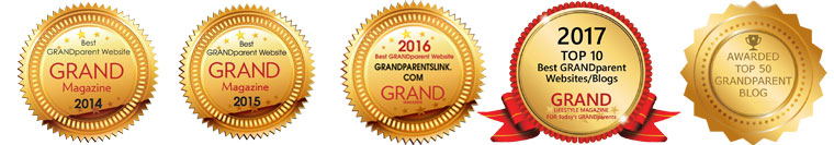 Grandparent Website Awards