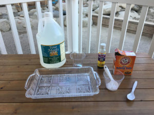 Hands On Science Fun With Your Grandkids - Materials