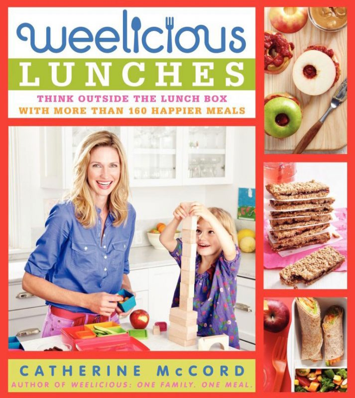 3 Family Meals for a Week or a Weelicious Cookbook