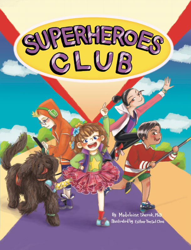 Superheroes Club