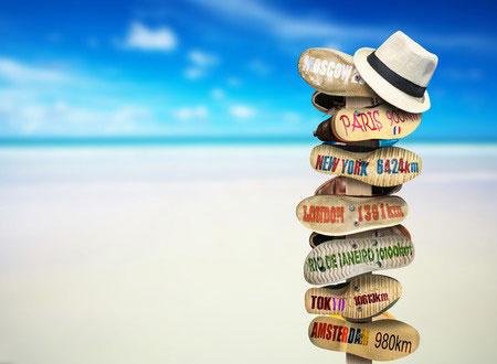 5 ideas para viajar gratis por el mundo