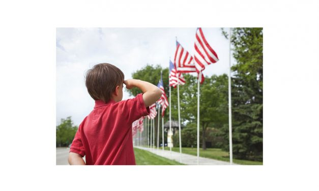 Memorial Day is about remembering those who have sacrificed themselves for our country.
