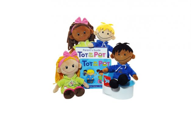 Here's a Great Way to Simplify Potty Training…