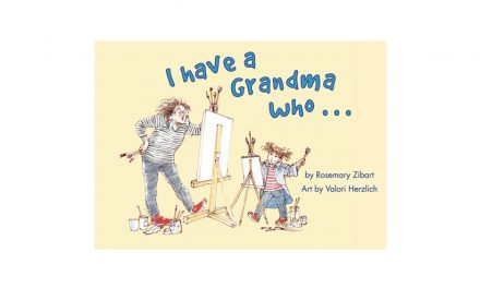 A Perfect Book About Grandparents and a Terrific Read for Grandkids!
