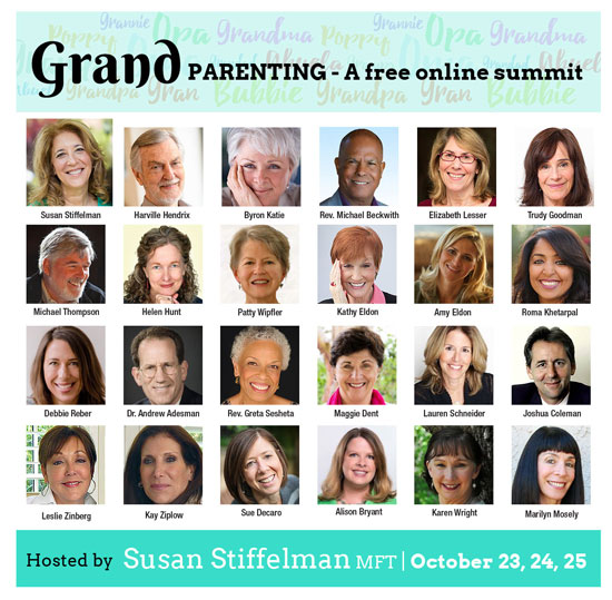 Join us for a free online series on GRAND Parenting!