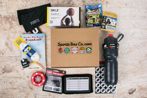 Grand Giveaway - Sports Box Co