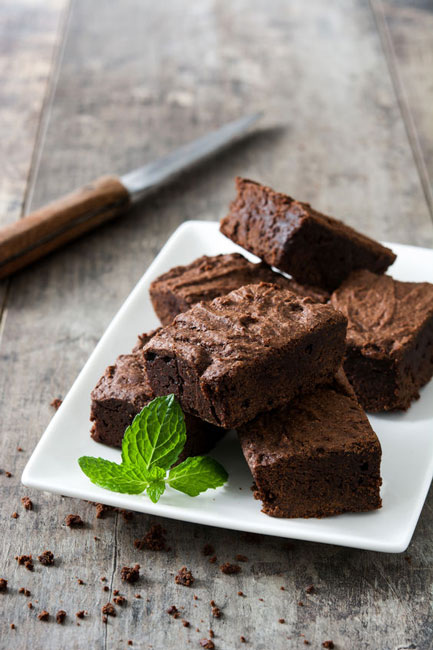 The Best Brownies Ever!