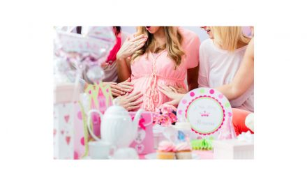 Baby Shower Galore!