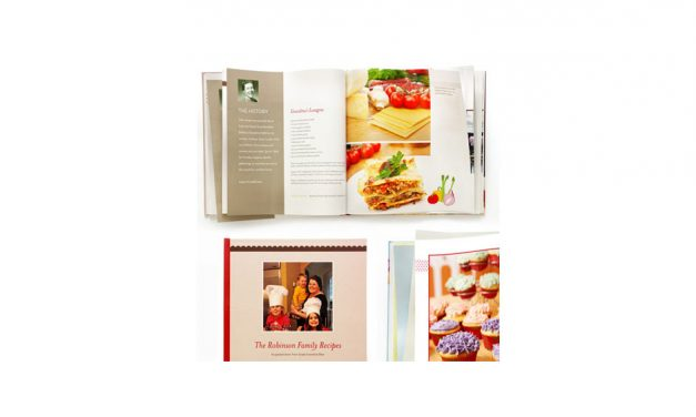 Create a Family Cookbook… Just in Time for The Holidays